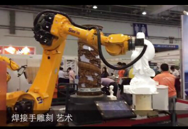 2015德柔参展现况 IAIE-中国青岛工业自动化技术及装备展览会