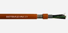PVC拖链用动力屏蔽电缆