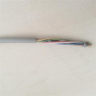 普通控制软电缆(PVC)
